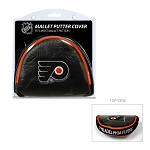 Philadelphia Flyers Mallet Putter cover