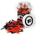 Philadelphia Flyers NHL Golf Tees 175 Pack