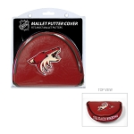 Arizona Coyotes Mallet Putter Cover
