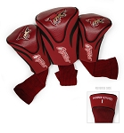 Arizona Coyotes Golf Headcovers Set of Three