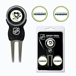 Pittsburgh Penguins Divot Tool Set