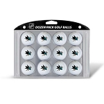 San Jose Sharks Logo Golf Balls