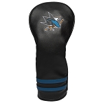 San Jose Sharks Vintage Fairway Head Cover
