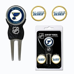 St. Louis Blues Divot Tool Set