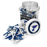 St. Louis Blues NHL Golf Tees 175 Pack