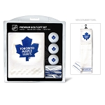 Toronto Maple Leafs Embroidered Towel Golf Gift Set