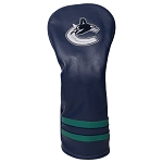 Vancouver Canucks Vintage Fairway Head Cover