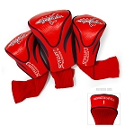 Washington Capitals Golf Headcovers Set of Three