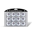 Winnipeg Jets Logo Golf Balls