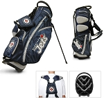 Winnipeg Jets NHL Golf Stand Bag