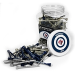 Winnipeg Jets NHL Golf Tees 175 Pack