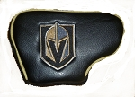 Vegas Golden Knights Blade Putter Cover