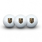 Vegas Golden Knights Dozen Logo Golf Balls