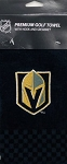 Vegas Golden Knights Embroidered Golf Towel