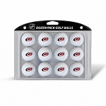 Carolina Hurricanes Dozen Logo Golf Balls