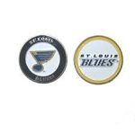 St. Louis Blues Ballmarker