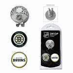 Boston Bruins Hat Clip