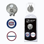 Montreal Canadiens Hat Clip