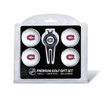 Montreal Canadiens 4 Ball Divot Tool Golf Gift Set