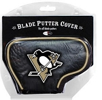 Pittsburgh Penguins Blade Putter Cover