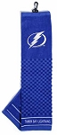 Tampa Bay Lightning Embroidered Golf Towel