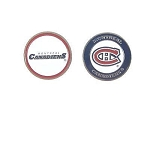 Montreal Canadiens Golf Ballmarker