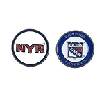 New York Rangers Ballmarker