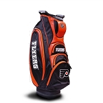 Philadelphia Flyers NHL Team Golf Victory Cart Bag