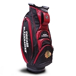 Chicago Blackhawks NHL Team Golf Victory Cart Bag