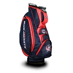 Columbus Blue Jackets NHL Team Golf Victory Cart Bag