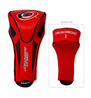 Carolina Hurricanes Golf Driver Head Cover