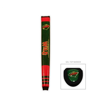 Minnesota Wild Oversize Golf Putter Grip