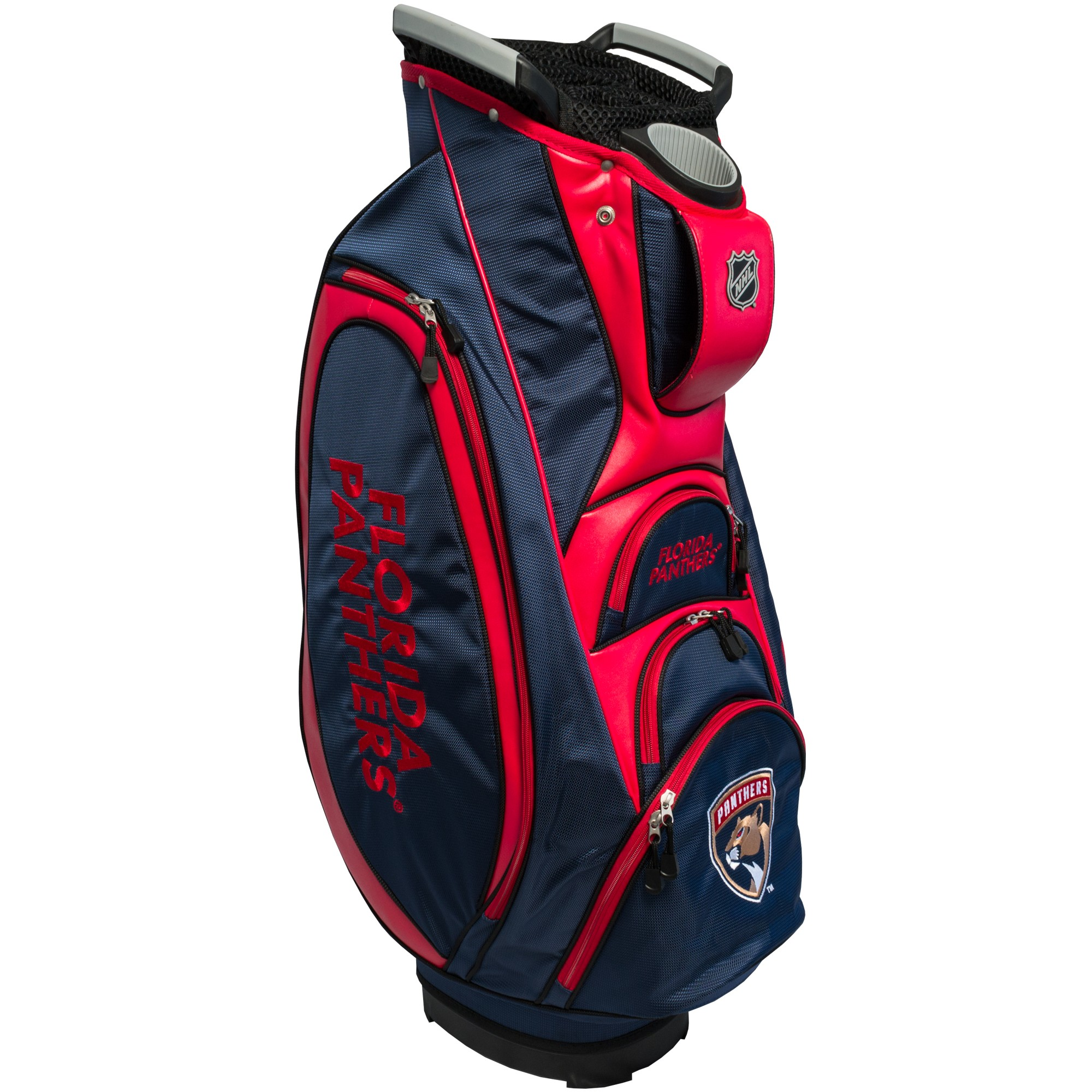 Florida Panthers NHL Team Golf Victory Cart Bag
